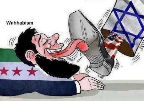 Wahhabi and Israel