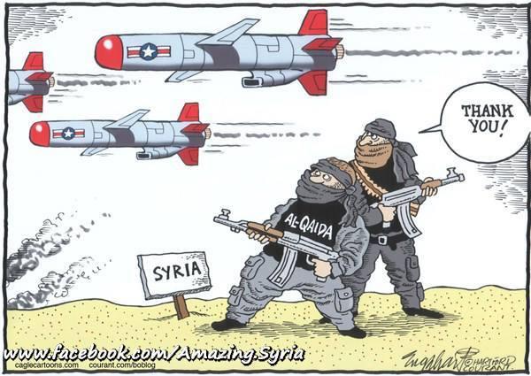 Al Qaida and Tomahawk